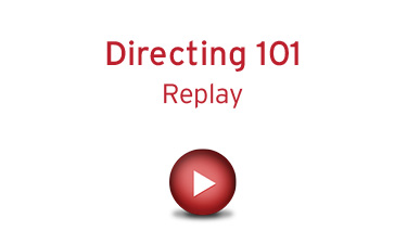 Directing 101 - Replay