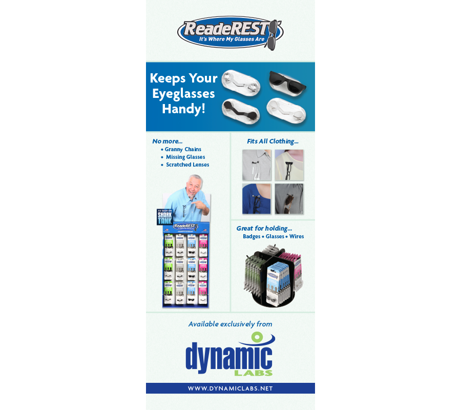 Dynamic Labs Trade Show Retractable